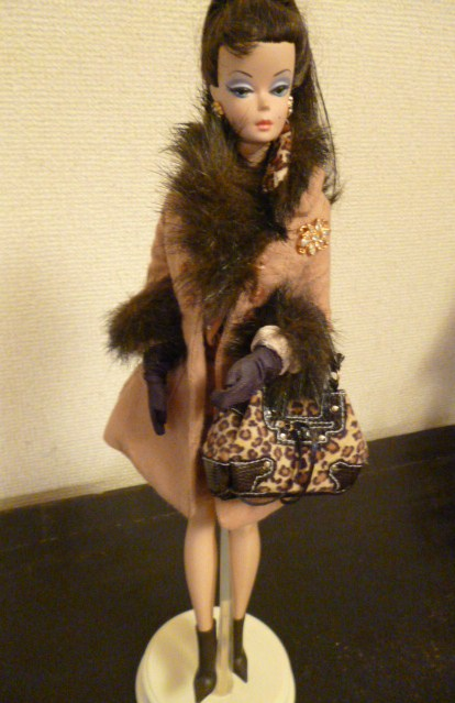 Barbieは永遠のFashion icon_b0210699_174918.jpg