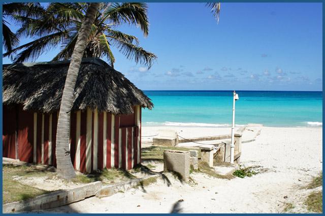 キューバの青い海と空_b0019313_1736131.jpg