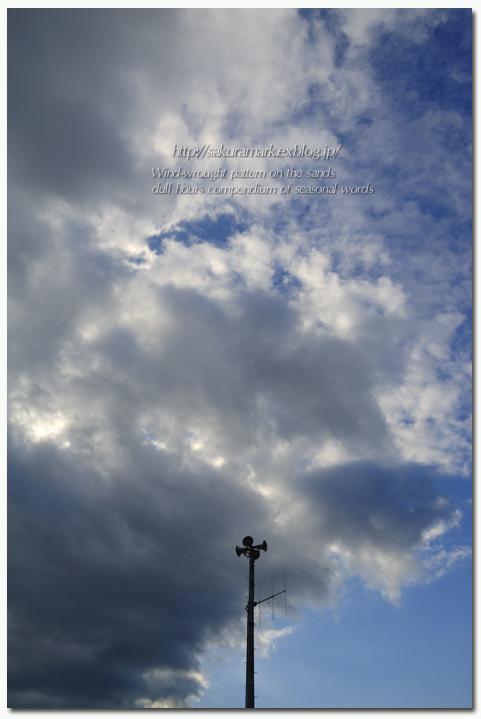 雨上りの空。_f0235723_1945252.jpg
