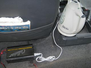 GW⑤車の中でコーヒーを・・・_a0139242_5104154.jpg