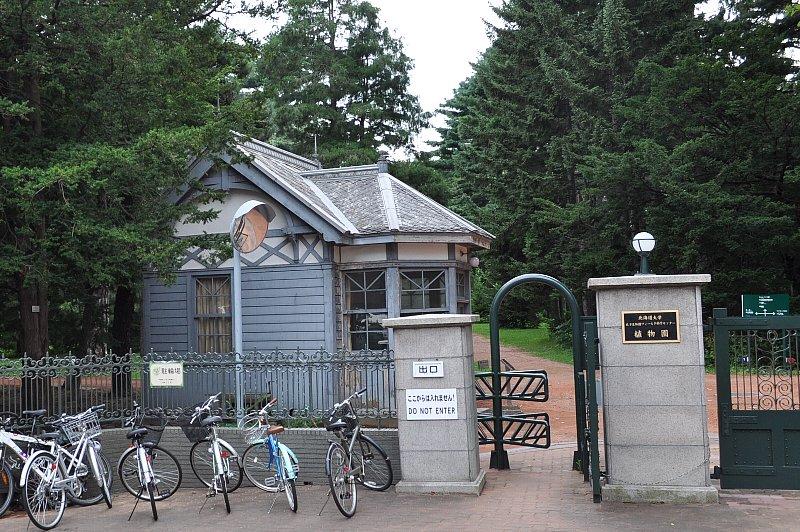 北海道大学農学部植物園門衛所_c0112559_216197.jpg