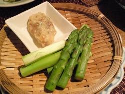 四季の旬菜料理 AEN〜ウマい生姜コロッケ_f0054859_18364225.jpg