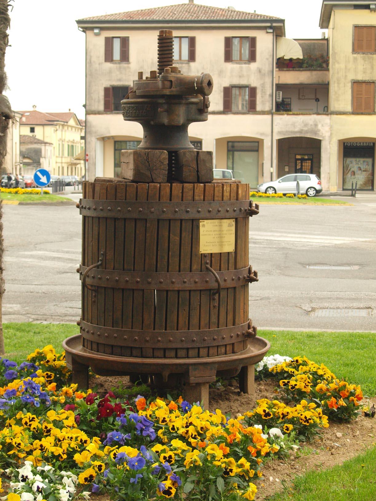 ワインの街!SOAVE へ!!ーーヴェローナ小旅行_c0179785_651992.jpg