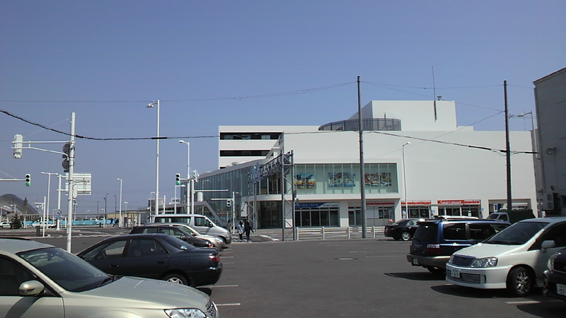 114番目の道の駅 わっかない_e0152186_17104887.jpg