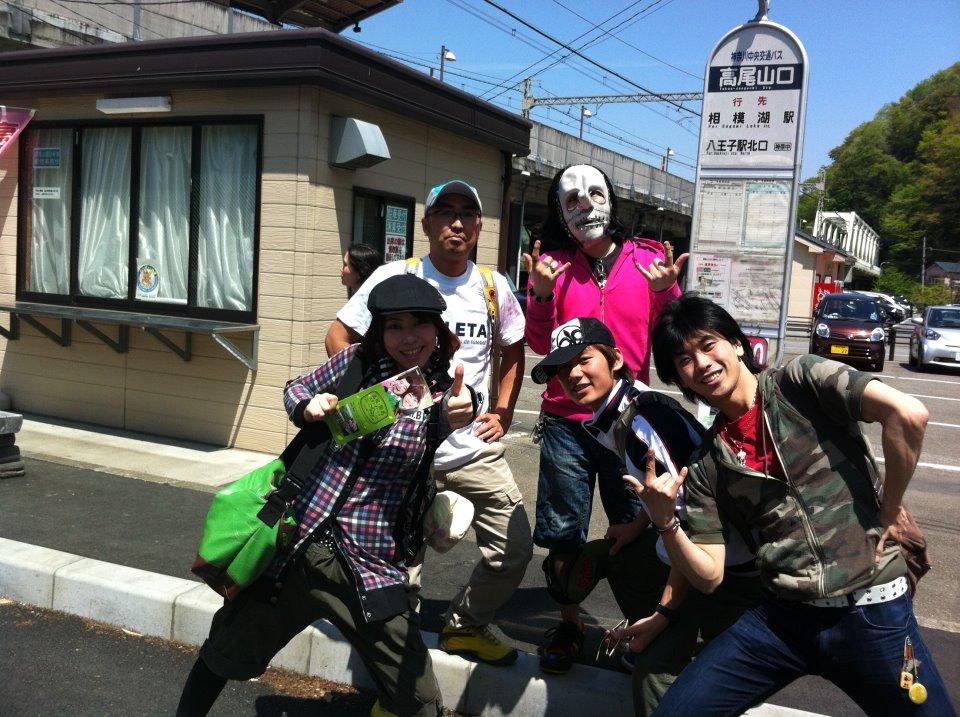 高尾山~三ツ星キッチン行き(キン肉マン経由)_f0236990_4364433.jpg
