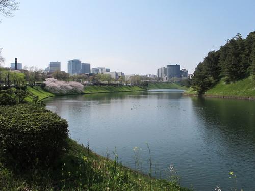 皇居外苑の桜&景色・・・2_c0075701_19243828.jpg
