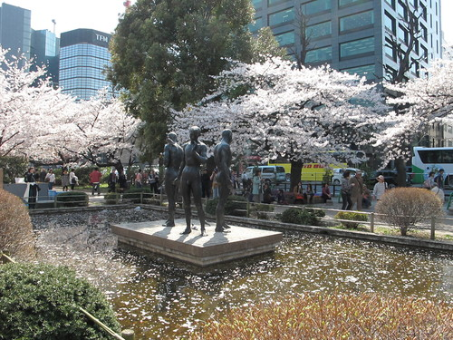 皇居外苑の桜&景色・・・7_c0075701_20361372.jpg