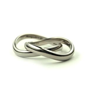 「絆」と「無限大」をコンセプトにした結婚指輪_e0131432_144153.jpg