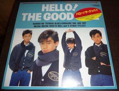 THE GOOD-BYE / HELLO! THE GOOD...
