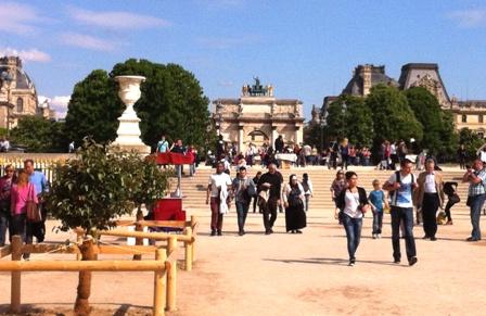 Jardin des Tuieries (チュイルリー公園)_f0214437_2315551.jpg
