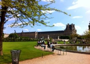 Jardin des Tuieries (チュイルリー公園)_f0214437_2372037.jpg