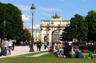 Jardin des Tuieries (チュイルリー公園)_f0214437_2393511.jpg