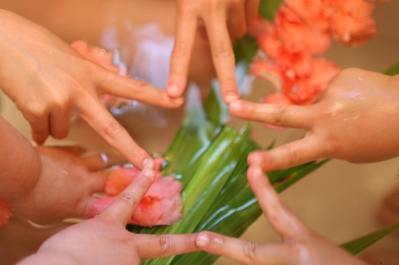 菖蒲&花のおふろ_c0182144_20334056.jpg