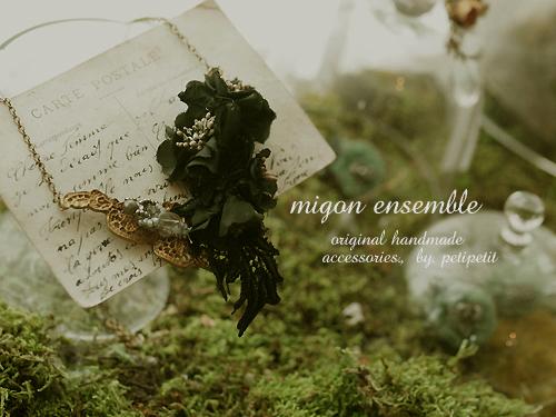 『mignon ensemble』 _e0172847_5534795.jpg