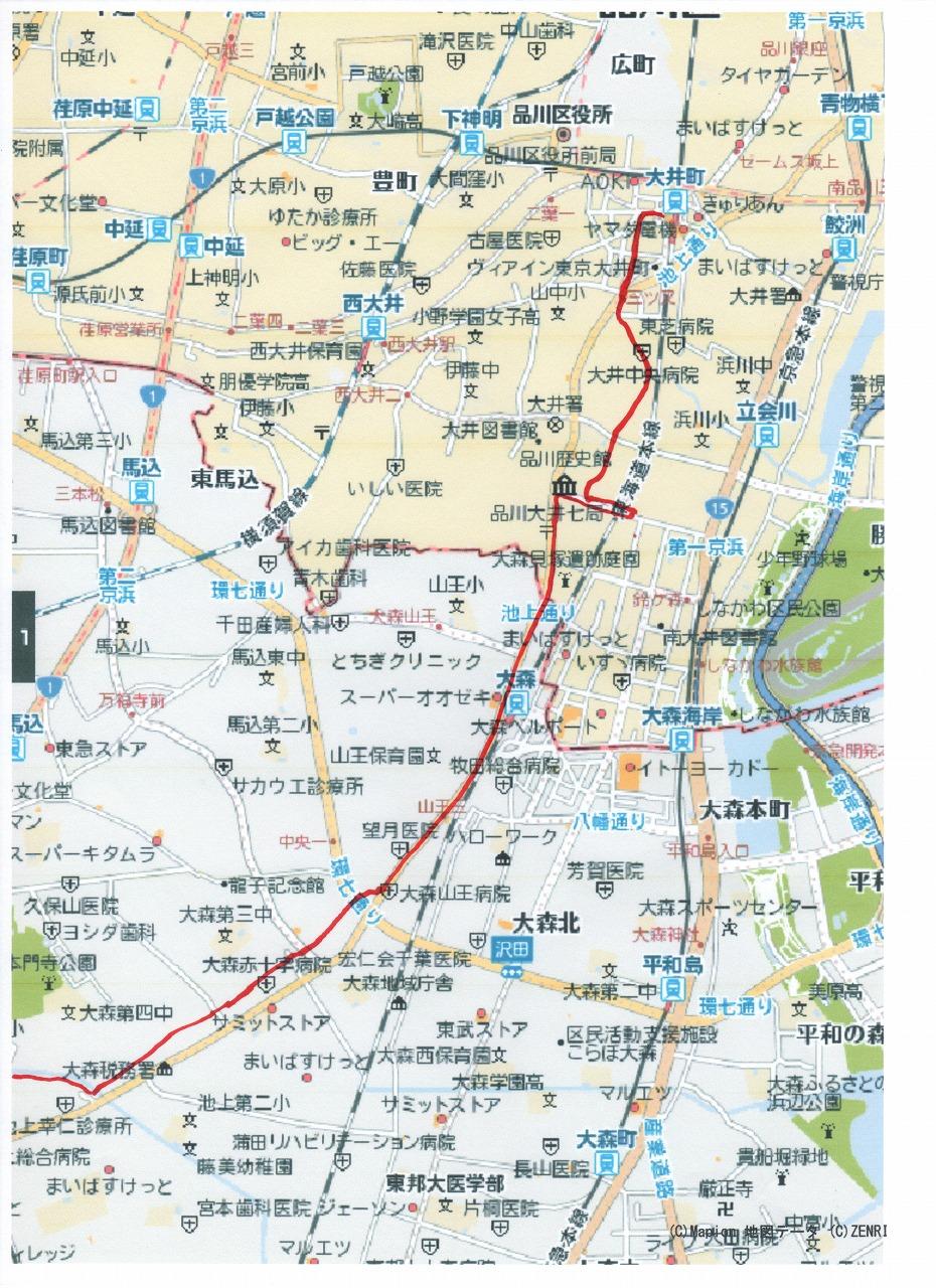 第2回 鎌倉街道下道ウォークの報告_a0215849_7123185.jpg