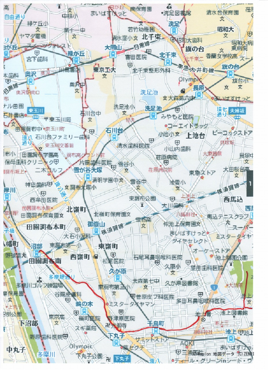 第2回 鎌倉街道下道ウォークの報告_a0215849_7153242.jpg