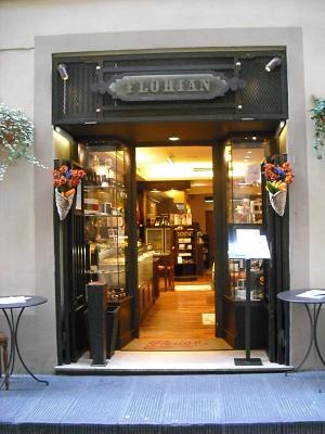 フィレンツェのカフェ・フロリアン_a0172661_190716.jpg