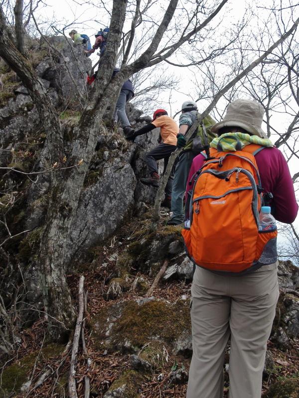 4月30日 旧十石街道〜カイト山ハイキング 開催しました。_b0209774_14234783.jpg