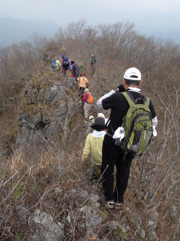 4月30日 旧十石街道〜カイト山ハイキング 開催しました。_b0209774_14283626.jpg