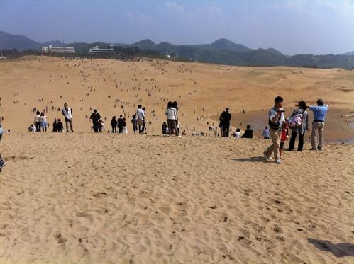 鳥取砂丘行ってきました!_a0164918_14444437.jpg