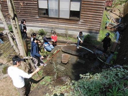 キャンプ最終日 & 『魚釣り大会!』 _f0101226_1110066.jpg