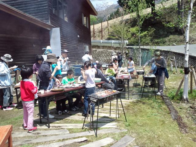 キャンプ最終日 & 『魚釣り大会!』 _f0101226_1116095.jpg
