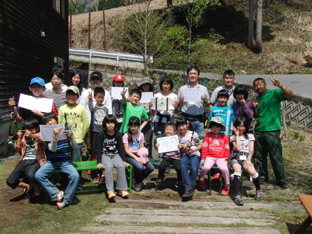キャンプ最終日 & 『魚釣り大会!』 _f0101226_11182761.jpg