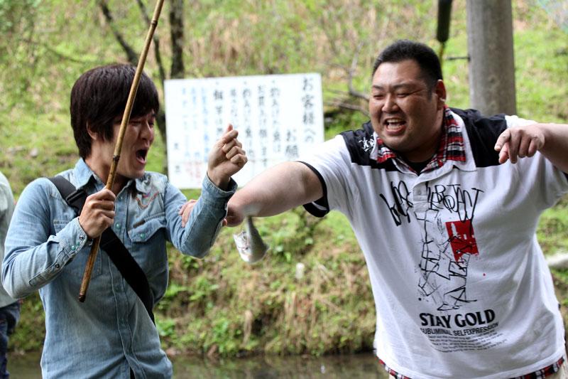 GW祭in美杉村 ~釣り編~_b0216341_22503891.jpg