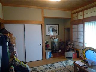 2012春 「和室を洋室に」_c0131666_20272148.jpg
