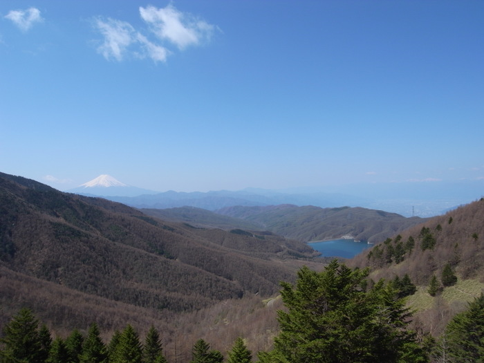 2012.5.5 小金沢連嶺を南下するデイハイク_b0219778_1010620.jpg