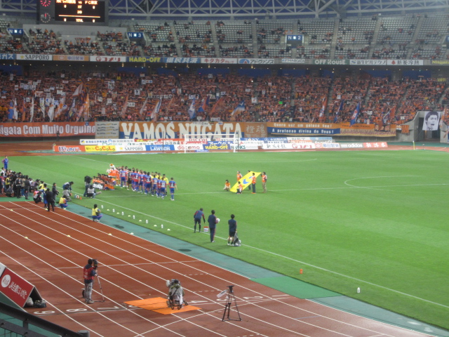 2012JリーグDivision1第10節 アルビレックス新潟 - FC東京_b0042308_20285124.jpg