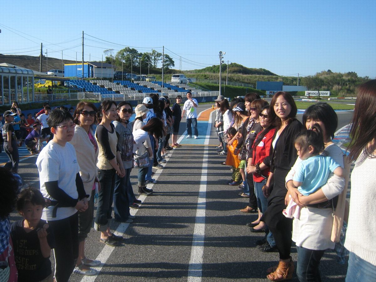 ジュニアカートFesお母さんジャンケン大会【2012.5.5】_c0224820_9425178.jpg