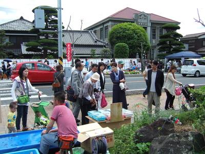 5月3日 永源山公園つつじまつり、まんどころ来てみん祭_c0104626_1023072.jpg
