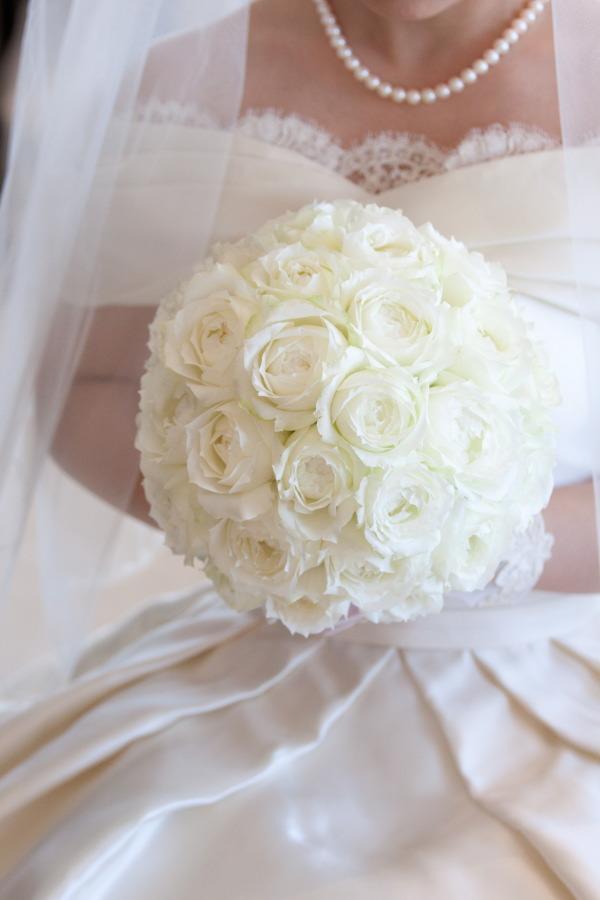 新郎新婦様からのメール 梅雨明けのころ 真珠と翡翠 パークハイアット東京さまへのブーケ_a0042928_19345159.jpg