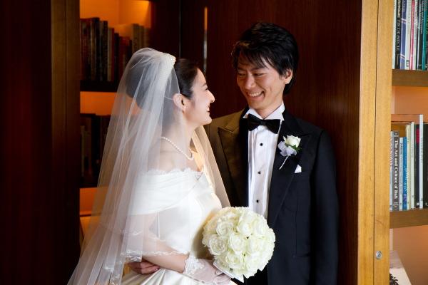 新郎新婦様からのメール 梅雨明けのころ 真珠と翡翠 パークハイアット東京さまへのブーケ_a0042928_193529.jpg