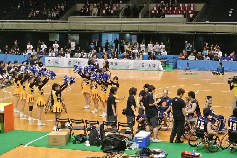 車椅子バスケットボール全日本選手権、3日目の決勝戦_e0089232_19531746.jpg