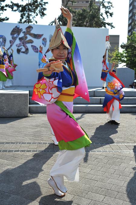 「四国の祭り」INサンポート高松_d0246136_1554262.jpg