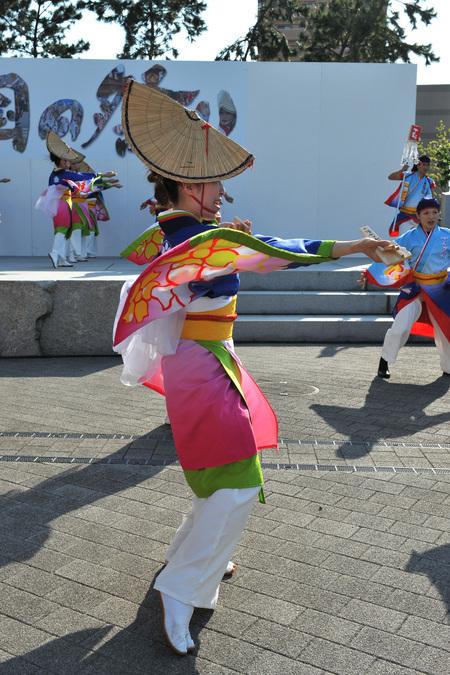 「四国の祭り」INサンポート高松_d0246136_15545215.jpg