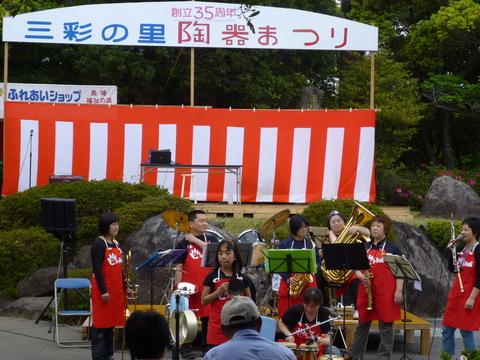 陶器祭り1日目_a0246457_10435546.jpg