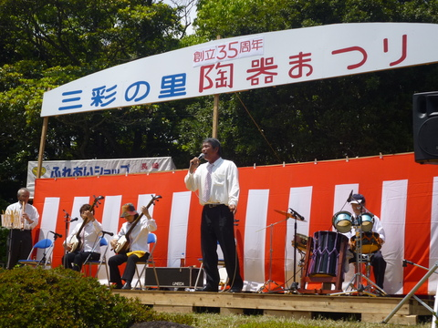 陶器祭り1日目_a0246457_1050415.jpg