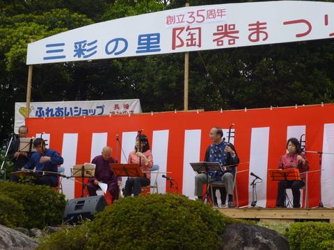 陶器祭り1日目_a0246457_10505035.jpg