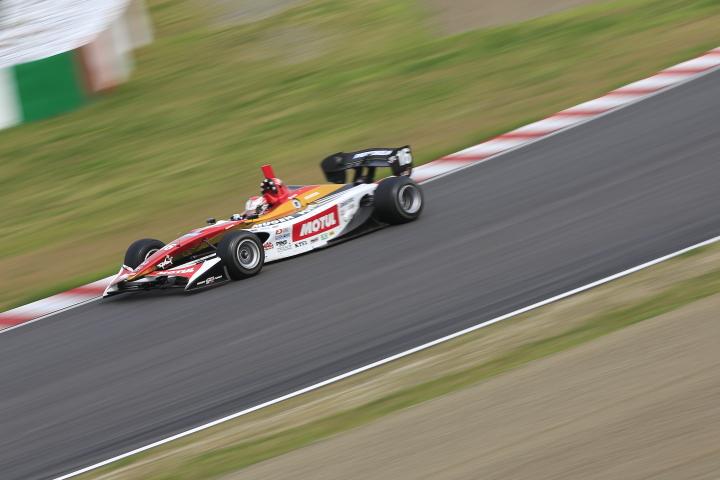 SUZUKA  2&4RACE 【Fポン 決勝レース】_d0108063_21305875.jpg