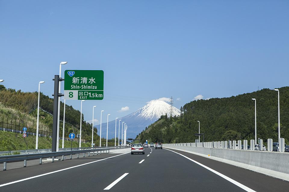 新東名(新静岡IC〜新富士IC)上り : small scenery ちいさな視点