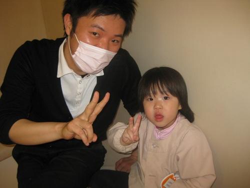 ある日の診療後…_c0166506_13144773.jpg