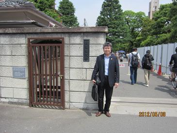 京都の同志社大学に講演に行って来ました_e0154524_20472265.jpg