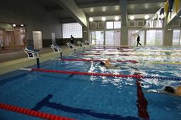 母校九州共立大学に念願の公認プール完成_f0184133_16282511.jpg