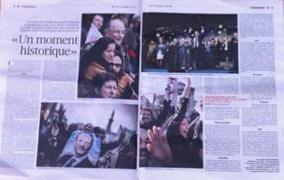 François Hollande 新大統領!_f0214437_4281455.jpg