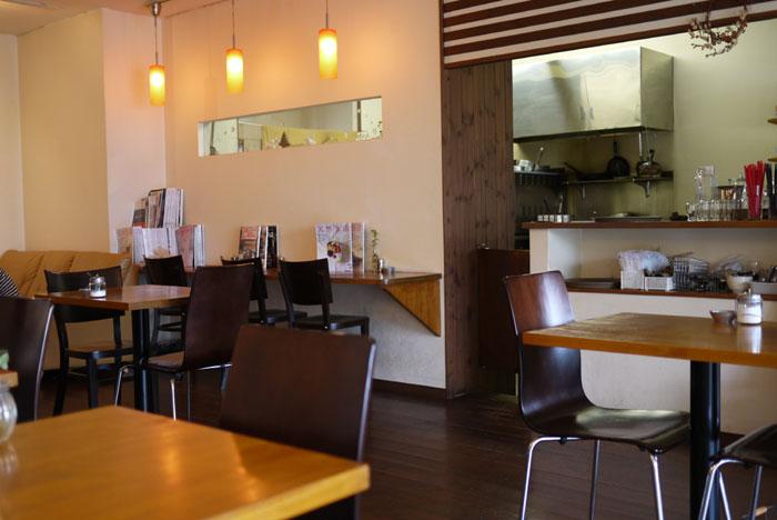 cafe crescere (カフェクレシェーレ) @ 東加古川_e0024756_082512.jpg