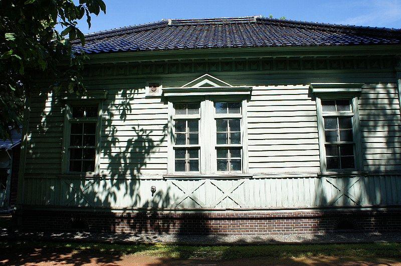 北海道大学農学部植物園 博物館事務所_c0112559_13133985.jpg