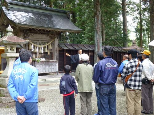 『春の新緑 御神木の里探訪ツアー』行ってきました!_c0238069_10295740.jpg